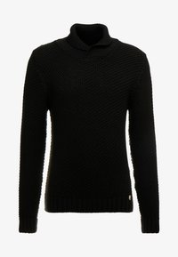 Armor lux - SHAWL COLLAR HEAVY  - Maglione - anthracite - 6