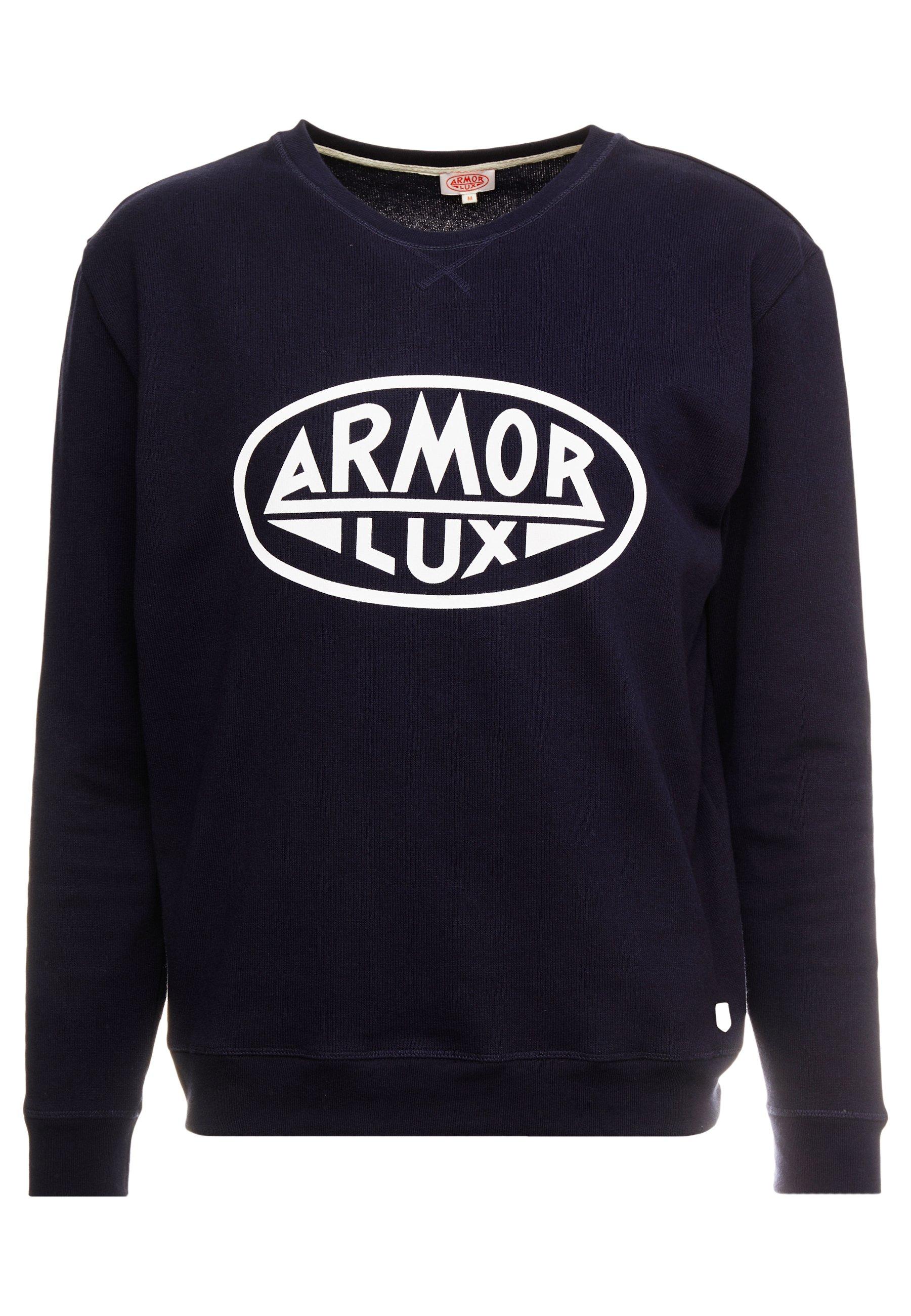 Armor Lux Heritage - Stickad Tröja Navire/armor