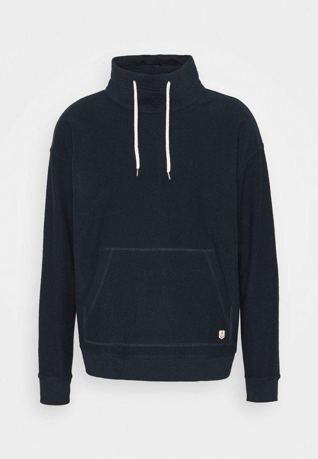 HEIRTAGE PATTERSON - Sweatshirt - rich navy