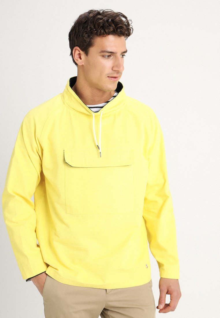 Armor lux - VAREUSE HERITAGE - Summer jacket - yellow