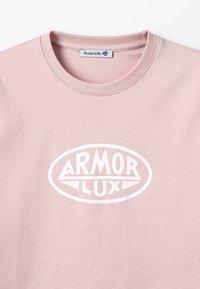 Armor lux - LOGO - Triko spotiskem - lotus - 3