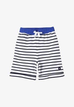 BERMUDA - Teplákové kalhoty - dark blue