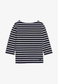 Armor lux - MARINIERE - T-shirt à manches longues - navire/blanc - 2