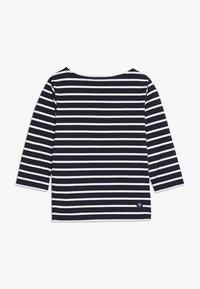 Armor lux - MARINIERE - T-shirt à manches longues - navire/blanc - 0