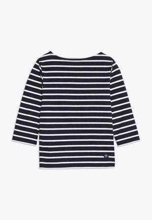 MARINIERE - Bluzka z długim rękawem - navire/blanc