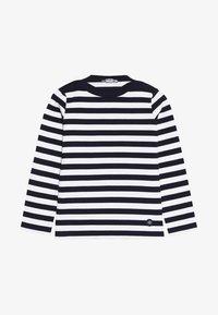 Armor lux - MARINIÈRE TRÉGUNC KIDS - T-shirt à manches longues - navire/blanc - 2