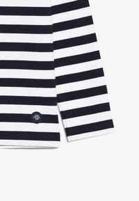 Armor lux - MARINIÈRE TRÉGUNC KIDS - T-shirt à manches longues - navire/blanc - 3