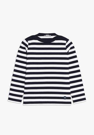 MARINIÈRE TRÉGUNC KIDS - T-shirt à manches longues - navire/blanc