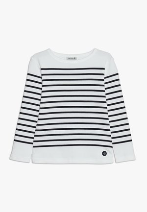 MARINIÈRE AMIRAL KIDS - T-shirt à manches longues - blanc/navire