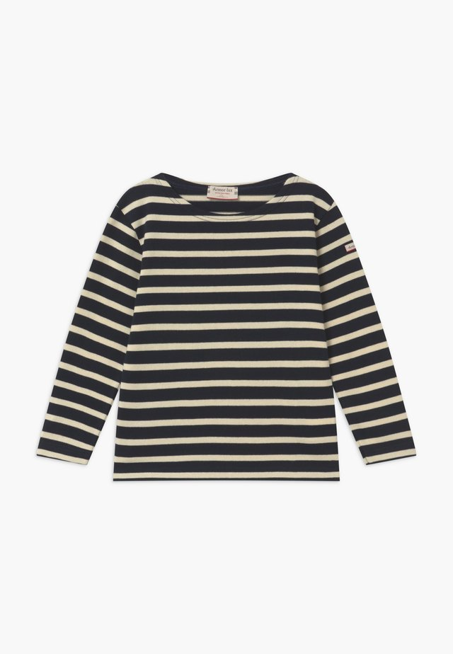 MARINIÈRE ERWANN KIDS - Stickad tröja - dark blue/off-white