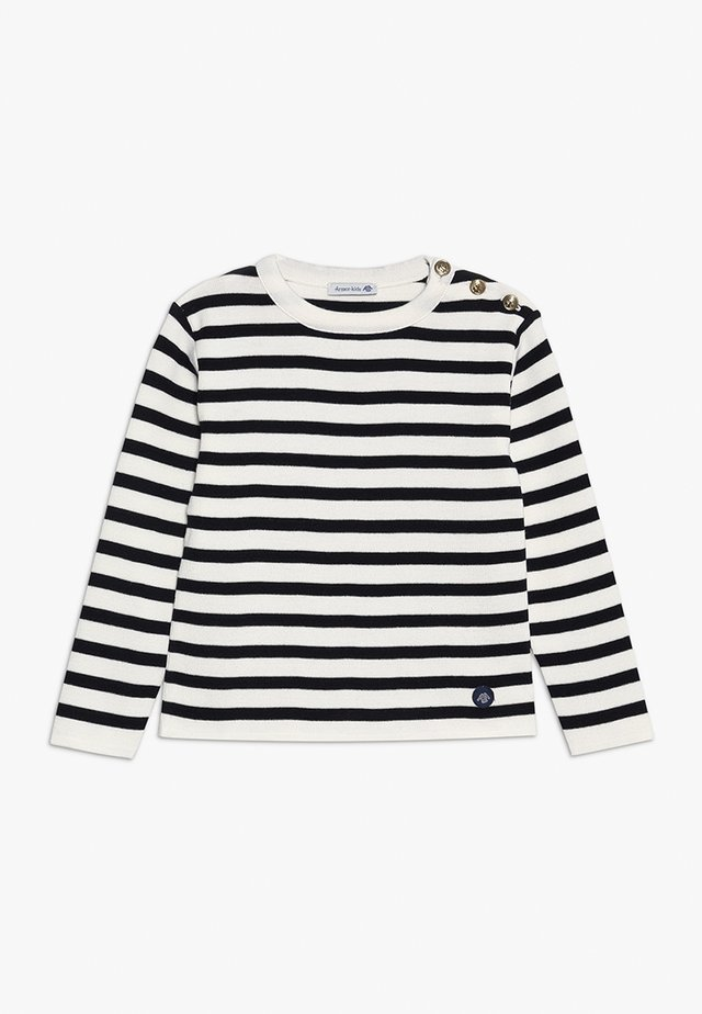 PULL MARIN RIEC KIDS - Pullover - nature/navire