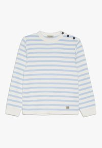Armor lux - PULL RAYÉ - Maglione - light blue/nature - 0