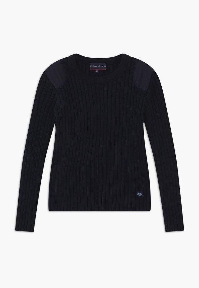 PULL MARIN BINIC - Stickad tröja - dark blue