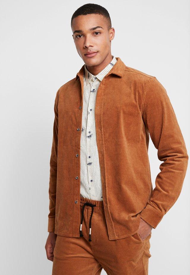 LES - Košile - brown