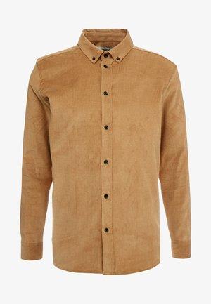 KONRAD - Camisa - mustard yellow