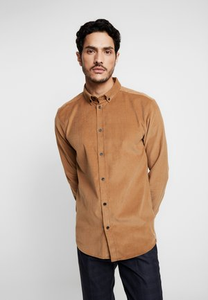 KONRAD - Shirt - mustard yellow