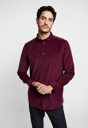 KONRAD - Shirt - bordeaux
