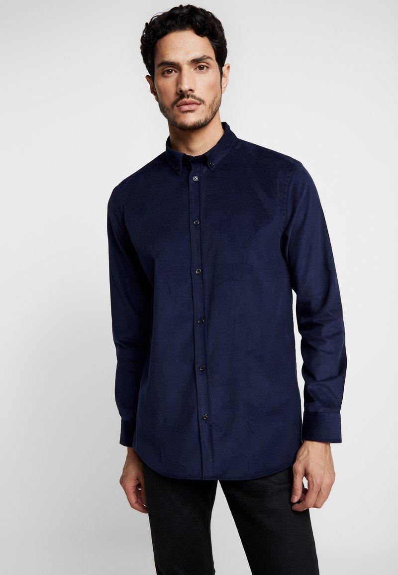 Anerkjendt - KONRAD - Camisa - dark blue