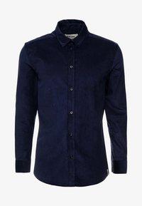 Anerkjendt - KONRAD - Overhemd - dark blue - 4