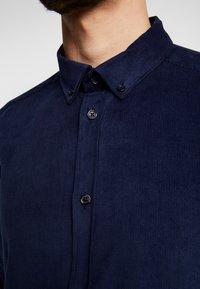 Anerkjendt - KONRAD - Overhemd - dark blue - 5