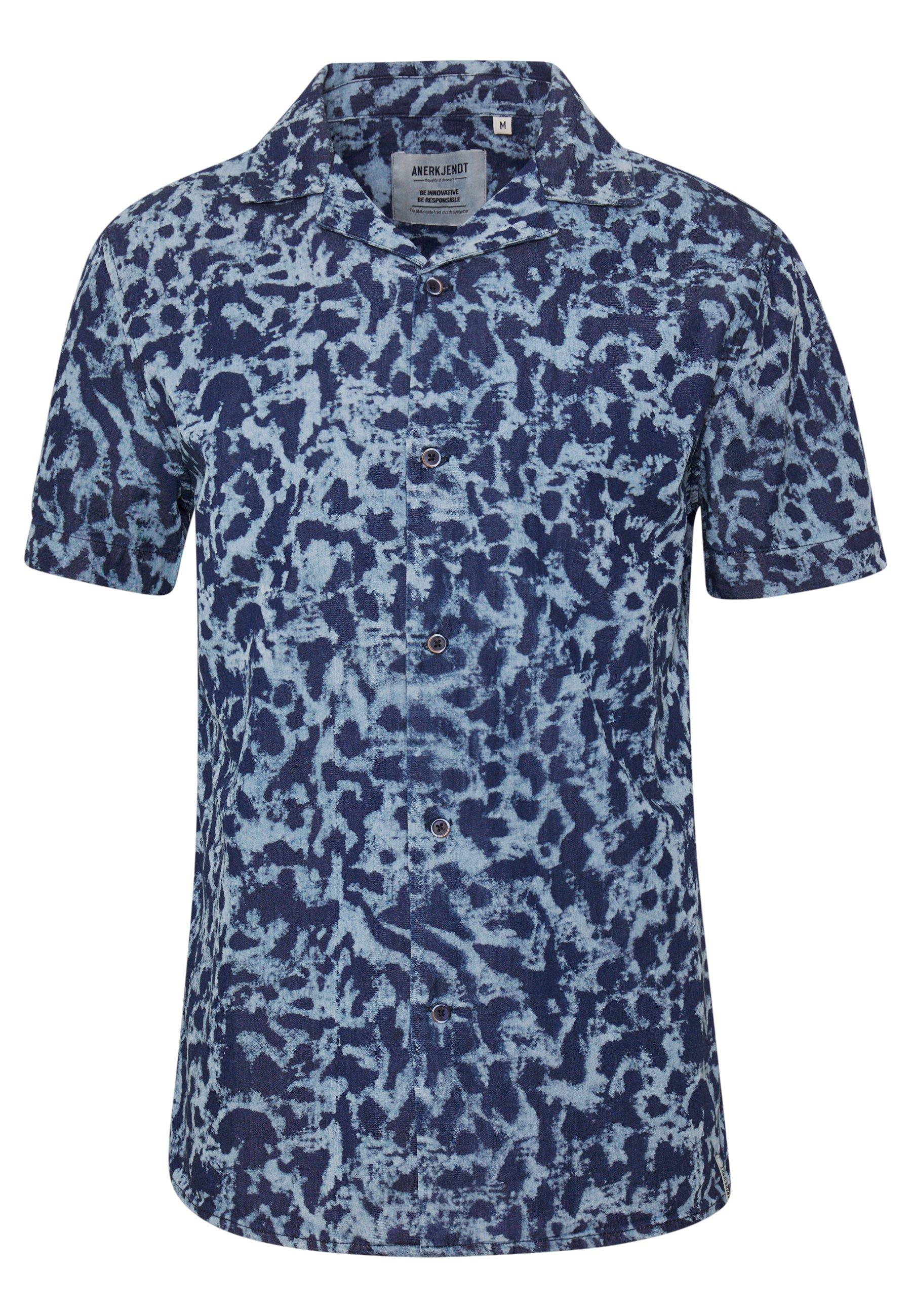 Anerkjendt Akthim - Skjorta Cameo Blue