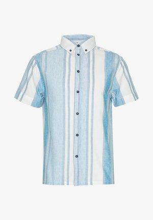 AKKIAN  - Shirt - cameo blue