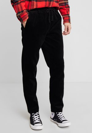AKBOBBY PANTS - Trousers - caviar