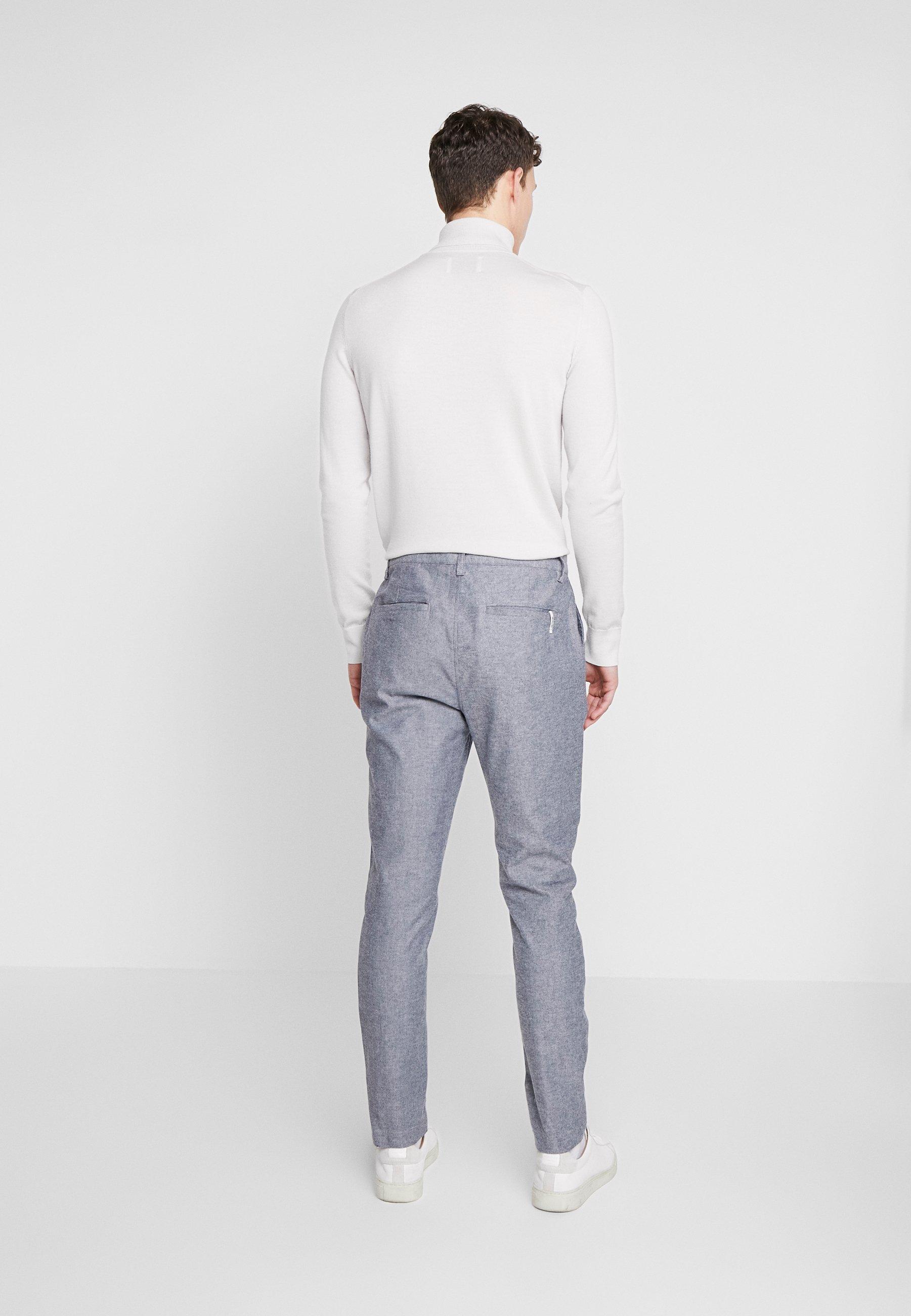 Anerkjendt Akbill Pants - Chino Indigo