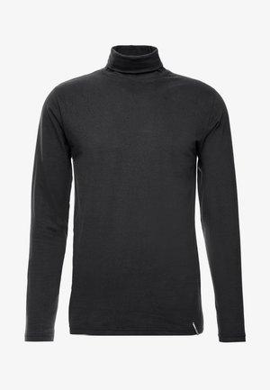 AKKOMET - Maglietta a manica lunga - caviar