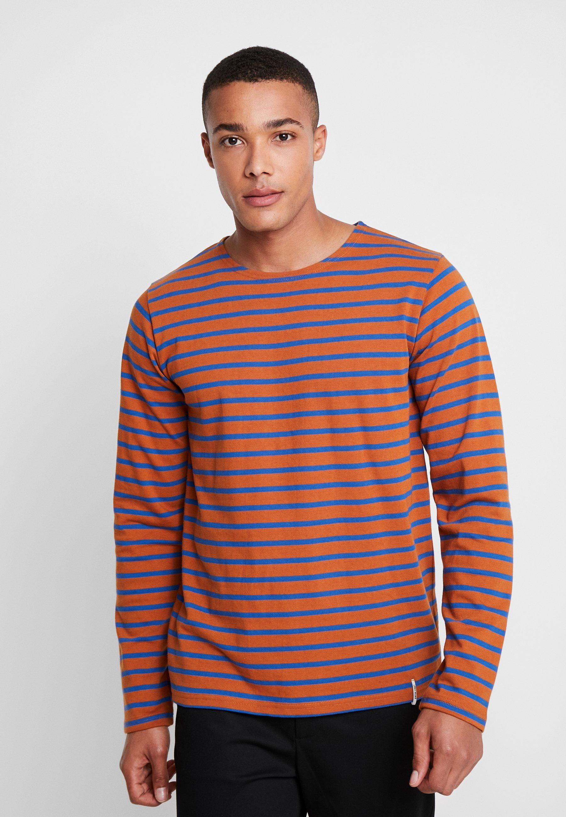 Longues Manches Leather shirt SailorT Anerkjendt À IE29DWHY
