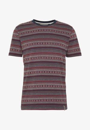 AKROD - Print T-shirt - sapphire