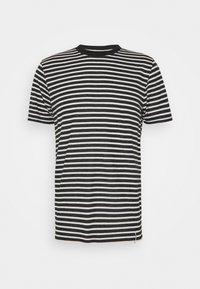 Anerkjendt - AKROD - T-Shirt print - caviar - 4