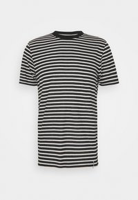 Anerkjendt - AKROD - T-shirts med print - caviar - 4