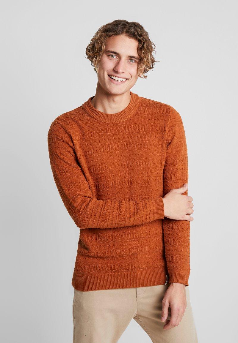 Anerkjendt - RICO - Jersey de punto - orange