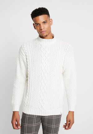 AKNOEL  - Jumper - white