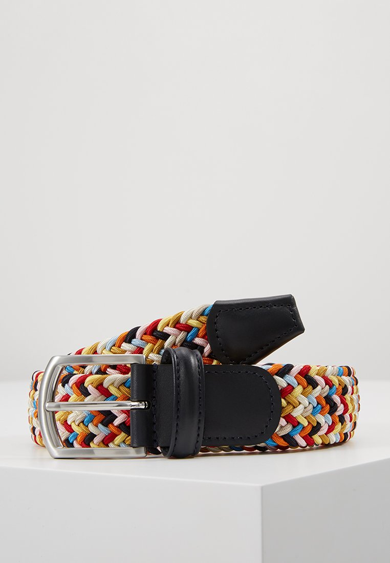 Anderson's - STRECH BELT - Braided belt - multicolor
