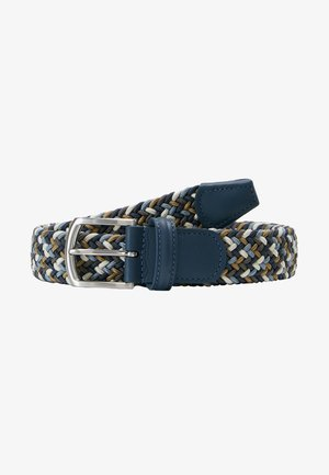 STRECH BELT - Braided belt - multicolored