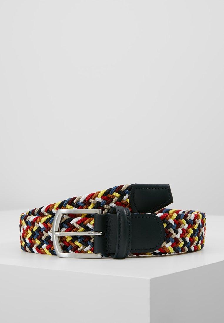 Anderson's - STRECH BELT - Braided belt - multicolor