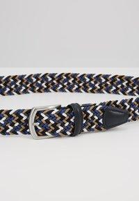 Anderson's - STRECH BELT - Pletený pásek - multi-coloured - 5
