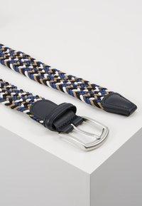 Anderson's - STRECH BELT - Pletený pásek - multi-coloured - 2