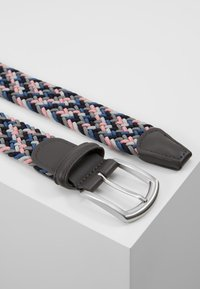 Anderson's - STRECH BELT - Pletený pásek - multi-coloured - 2
