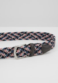 Anderson's - STRECH BELT - Pletený pásek - multi-coloured