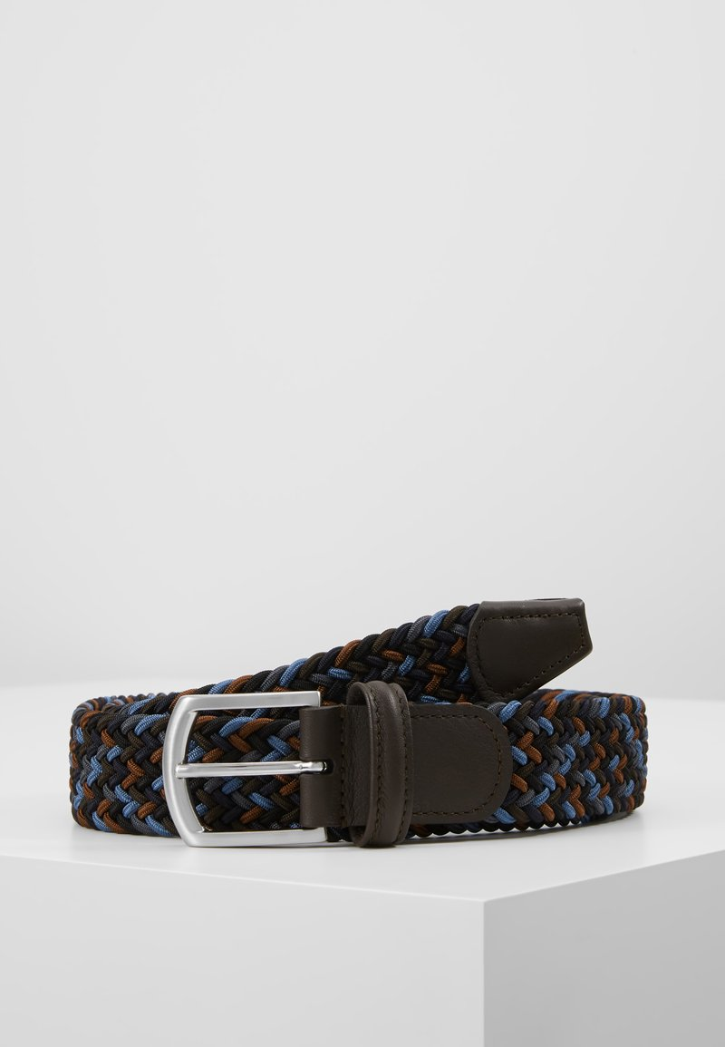 Anderson's - STRECH BELT - Flechtgürtel - multi-coloured