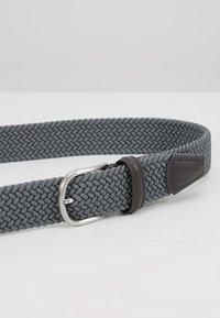 Anderson's - BELT - Pletený pásek - grey - 5