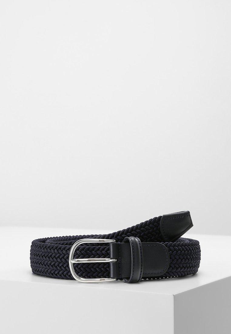 Anderson's - BELT - Pletený pásek - navy