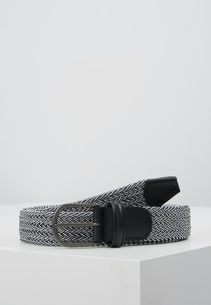 STRECH BELT - Bælter - dark blue