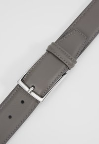 Anderson's - SMOOTH BELT SEAM - Pásek - grey - 5