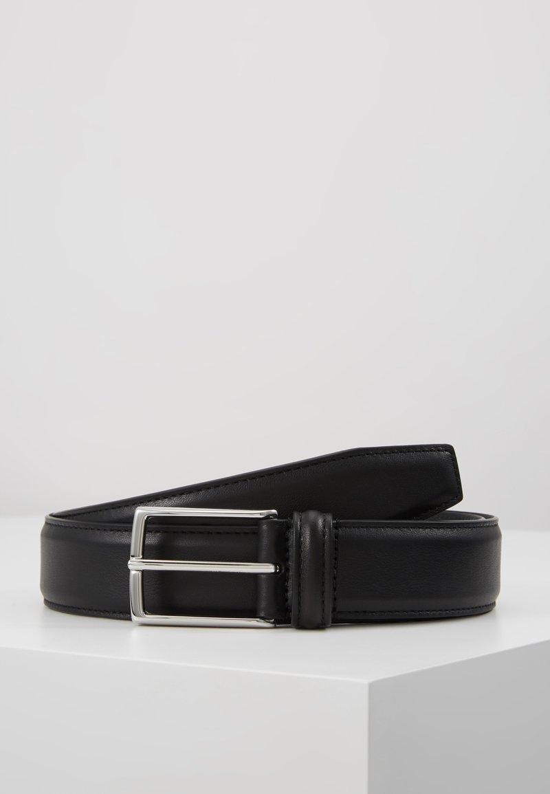 Anderson's - SMOOTH BELT SEAM - Gürtel - black