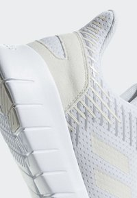 adidas Performance - ASWEERUN SHOES - Trail running shoes -  white/grey - 8