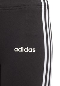 adidas Performance - ESSENTIALS 3-STRIPES TIGHTS - Leggings - black - 3